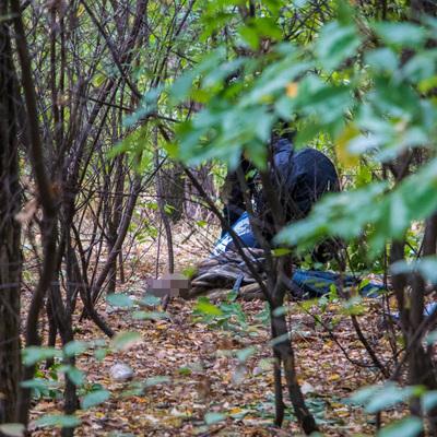 В киевском парке нашли труп девушки