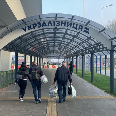 В «Борисполь» запустят новый украинский поезд