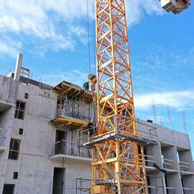 Корпорация «Укрбуд» опубликовала видео со строительства ЖК GENESIS в Киеве