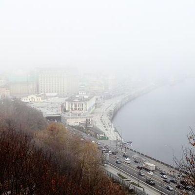 Синоптики предупредили о тумане в Киевской области