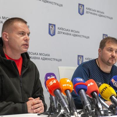 В Киеве лаборатории спасателей мониторят атмосферный воздух