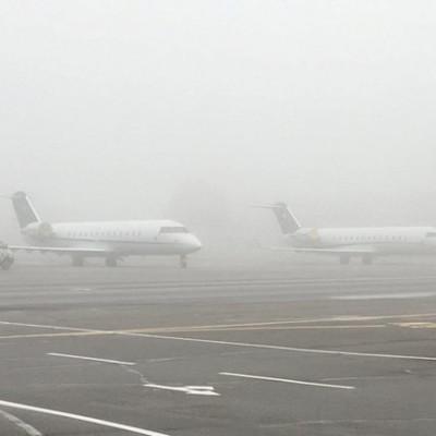 """Аэропорт """"Киев"""" сегодня отменил несколько утренних международных рейсов"""