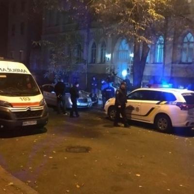 В МВД показали видео взрыва на Пушкинской