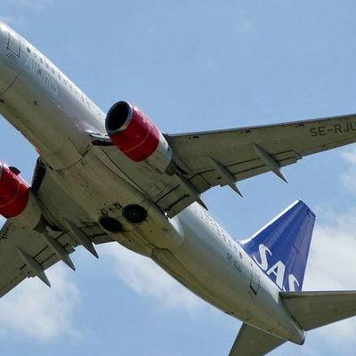 Скандинавская авиакомпания будет выполнять рейсы в Киев три раза в неделю