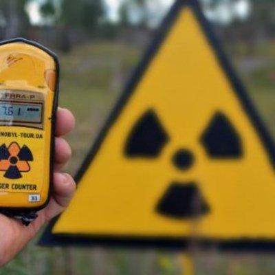 Появилось видео с источником радиации в Киеве