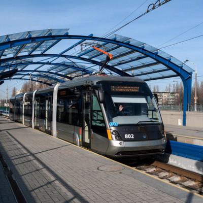 В Киеве временно не будет ходить скоростной трамвай: как изменится работа транспорта