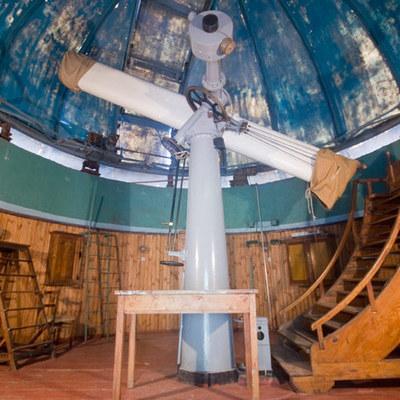 Кратеры Луны и кольца Сатурна можно увидеть в киевских обсерваториях