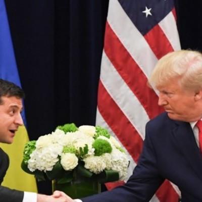 Трамп заявил о скорой встрече с Зеленским в Белом доме