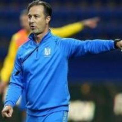 Футбольный тренер из Италии сделал тату с гербом Украины (фото)