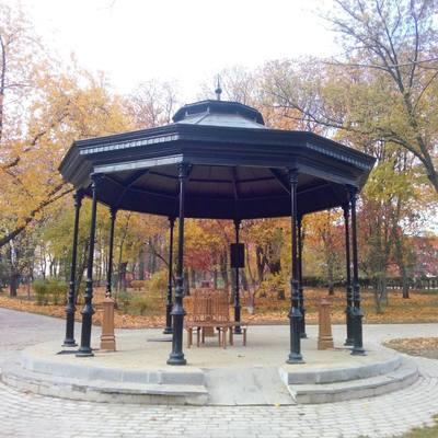 В Киеве отремонтировали 26 бюветов