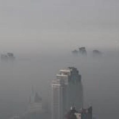 В Киев возвращается туман: синоптики дали прогноз