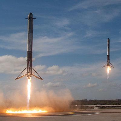 NASA строит ракету для полетов на Луну