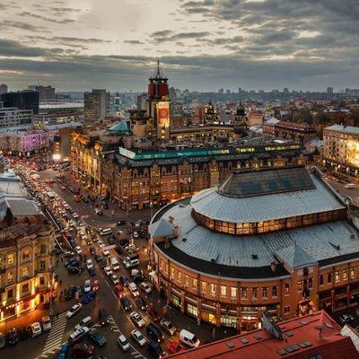 В Киеве сделают платный вьезд в центр города