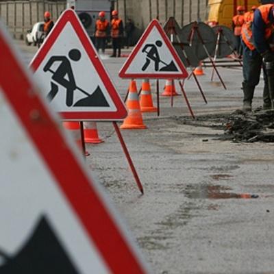 В Киеве на неделю перекрыли Владимирскую улицу