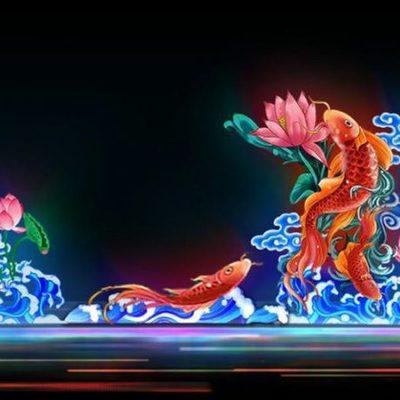 Фестиваль гигантских китайских фонарей возвращается в Киев с новой программой