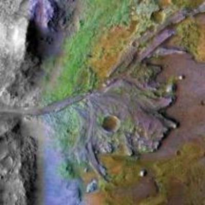 Американские ученые нашли на Марсе место возможного существования следов жизни