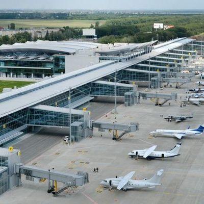«Борисполь» возглавил рейтинг аэропортов Европы по уровню пассажиропотока