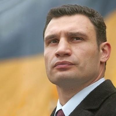 Кличко увеличил отрыв в рейтинге кандидатов в мэры столицы, – соцопрос