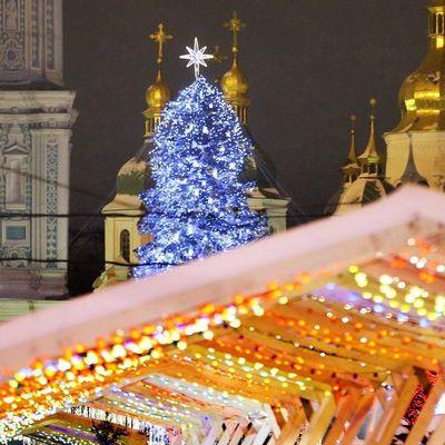В мэрии Киева сообщили, во сколько бюджету обойдется празднование Нового года и Рождества