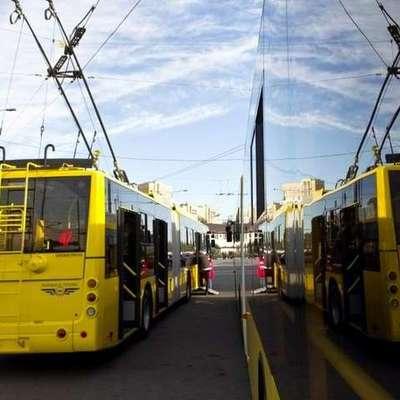 День памяти жертв голодоморов: в Киеве изменится движение пассажирского транспорта