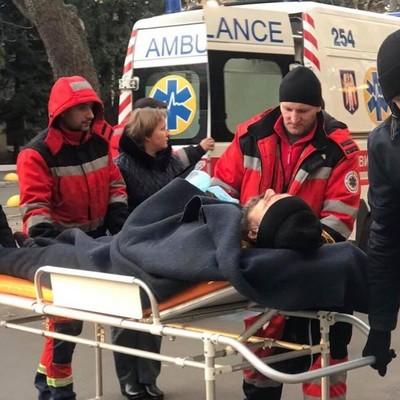 В Киев прибыл борт с тяжело раненными бойцами ВСУ: появились фото
