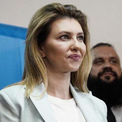 Елена Зеленская решила заняться реформированием украинских школ