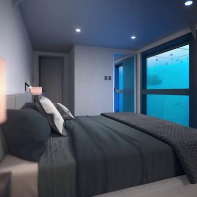 В Австралии открывается первый в стране подводный отель