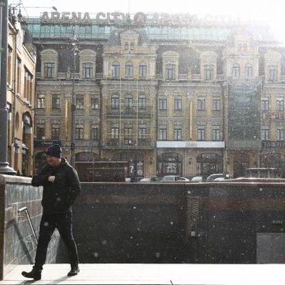 Сегодня в Украине местами возможен мокрый снег