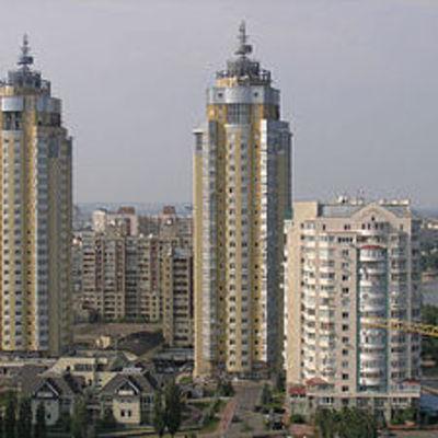 В Киеве заморозили строительство больше 13 тысяч квартир