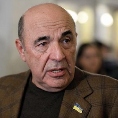 Рабинович: Продажа земли – измена, Украину хотят поделить между десятью уродами!