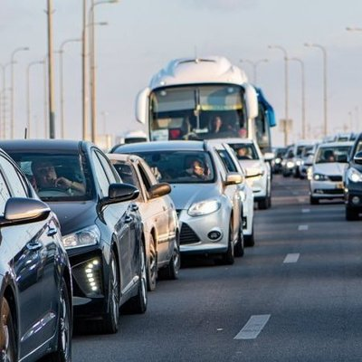 Пробки в Киеве сейчас. Какие улицы лучше объехать