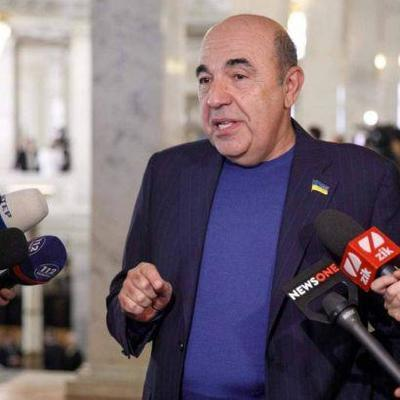 Рабинович: Вместо мира, снижения тарифов власть предлагает разобрать украинцев на органы