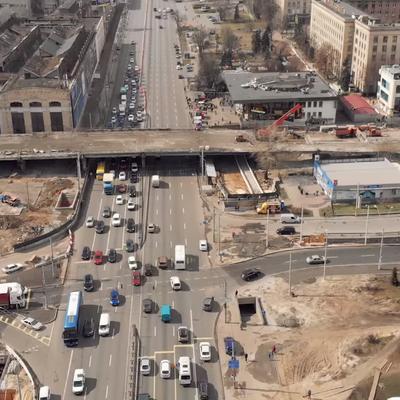 Кличко уверен, что Шулявский мост построят до конца 2019 года