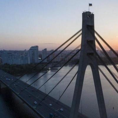 В Киеве частично перекроют Северный мост