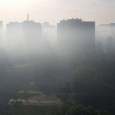 Топ-10 самых загрязненных точек Киева и пригородов в начале декабря