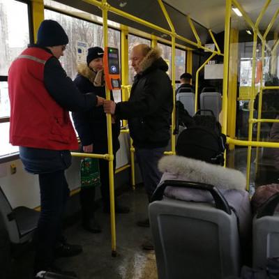 В Киеве вновь сокращают режим работы трамваев и троллейбусов