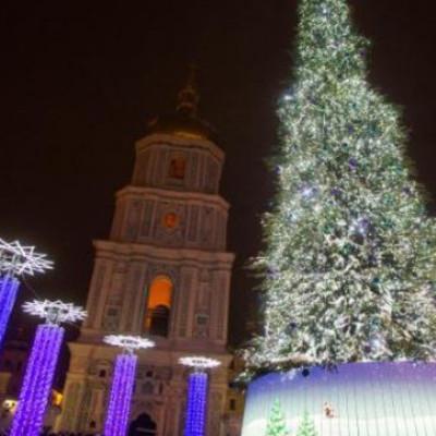 Киевские власти утвердили расписание новогодних и рождественских мероприятий (программа)