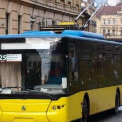 Движение троллейбусов №25 и №28 с 11 декабря возобновится по привычным маршрутам