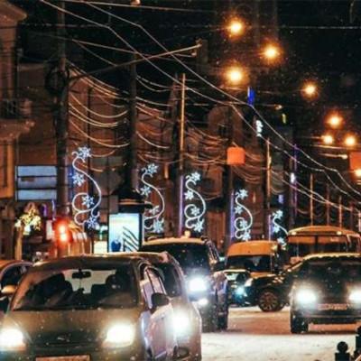 Во время новогоднего парада 21 декабря в центре Киева будет ограничено движение