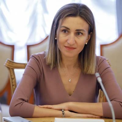 Плачкова: Сначала всеукраинский референдум, а потом – закон о земле