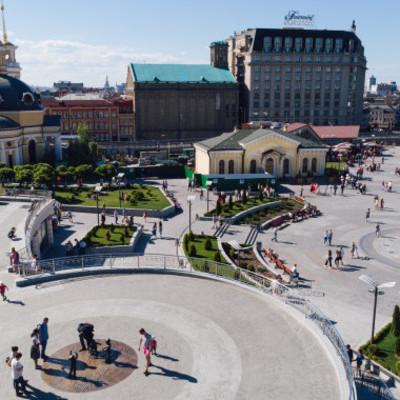 За 9 месяцев этого года Киев посетило почти 1,5 млн иностранных туристов