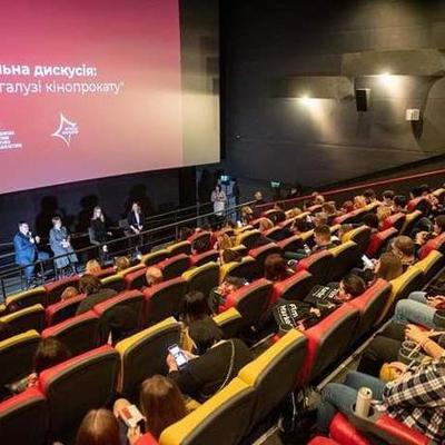 В Киеве проходит Зимний Кинорынок ОМКФ – ФОТО
