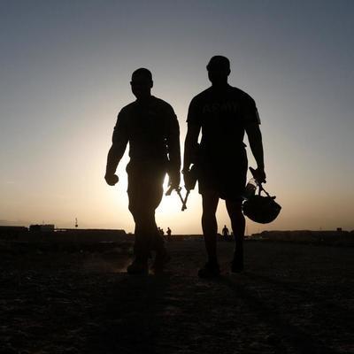 США планируют вывод трети войск из Афганистана - СМИ