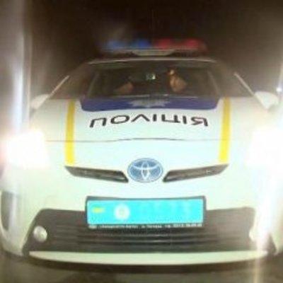 В Киеве пьяные женщины на Bentley нахамили полицейским