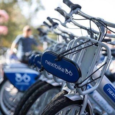 Nextbike откроет в Киеве 264 новые точки велопроката