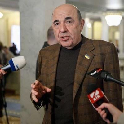 Рабинович поздравил украинцев с Праздником Земли в связи с отсрочкой открытия рынка