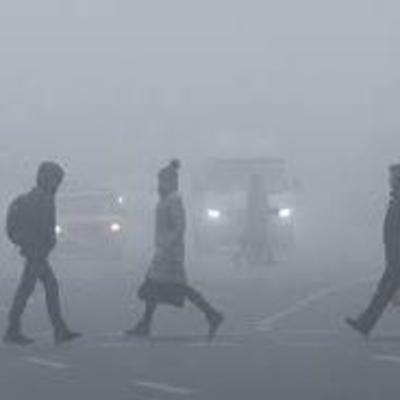 Синоптики прогнозируют густой туман в Киеве