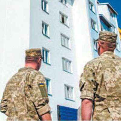 В Киеве в 2020 году начнут строить многоэтажку для участников АТО: подробности