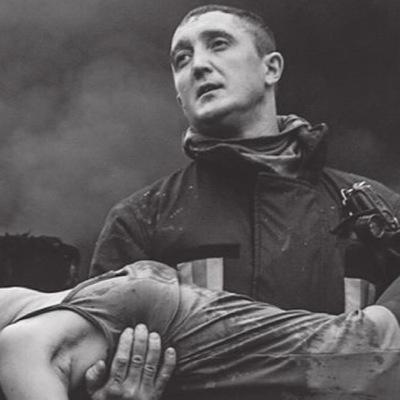 Спасатели Киева снялись для календаря на 2020 год