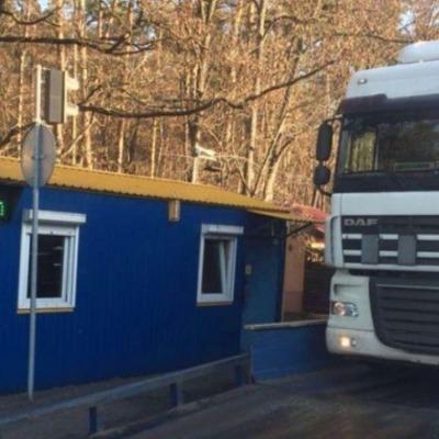За неделю на въездах в Киев обнаружили более полусотни перегруженных фур